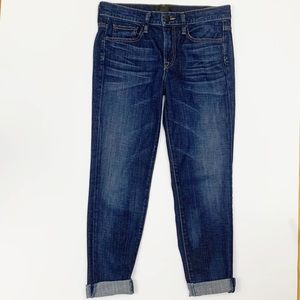 Vince Mason Relax Rolled Skinny Jeans 27